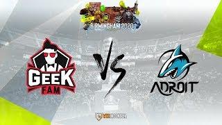 [Dota 2 Live] Boom Esports vs Fnatic | ESL One Birmingham SEA - ANONIM