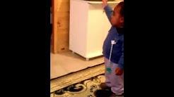 Olha o efeito do berotec em uma criança kkkkkkkk