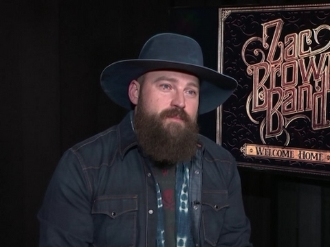 New sg has Zac Brown ugly crying