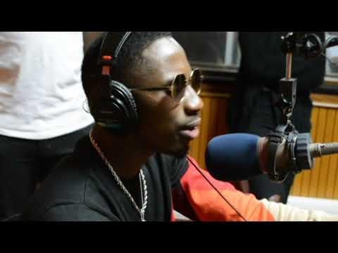 NOMA:JUX AKIIMBA LIVE KWENYE PLANETBONGO EAST AFRICA RADIO