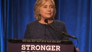 Clinton 'Basket of Deplorables' Remark Draws Fire thumbnail