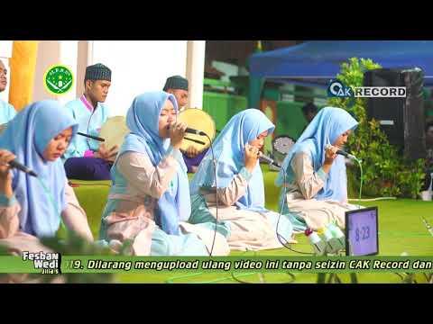 New Syifaul Qolbi - Festival Al-Banjari IPNU IPPNU Desa Wedi Sidoarjo 2019