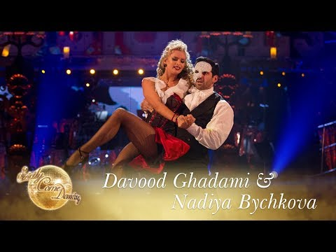 Davood and Nadiya Argentine Tango to 'The Phantom Of The Opera' - Strictly Come Dancing 2017
