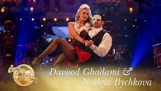 Davood and Nadiya Argentine Tango to 'The Phantom Of The Opera' - Strictly Come Dancing 2017