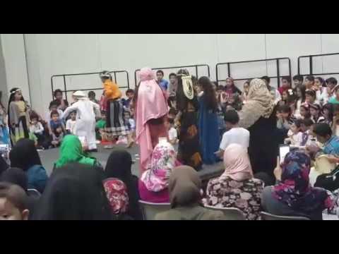 Yemeni dance Salina Elementary School