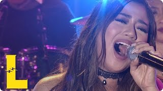 MORISSETTE I Want To Know What Love Is MYX Live Performance