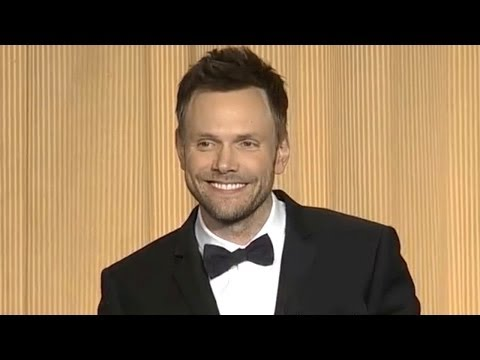 Joel McHale at the 2014 White House Correspondents' Dinner (HD Complete)