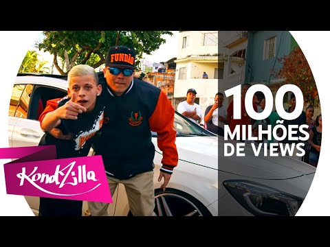 MC Menor do Chapa part. MC Pedrinho - 10 Mandamentos (KondZilla)