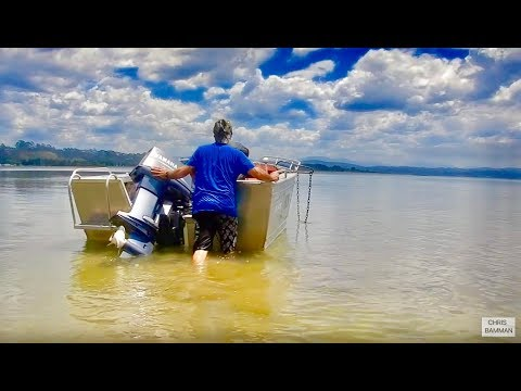 Spears, Lures And Flatties, Boat Camping Adventure