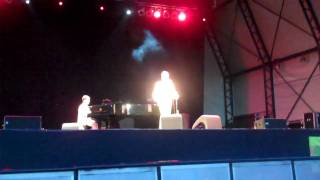 Rufus Wainwright The Trolley Song Kenwood 3 July 2010