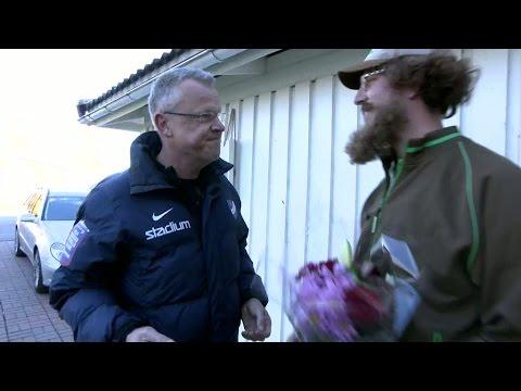 """Här luras Jannes Andersson - blir vettskrämd: """"Jag måste spy"""" - TV4 Sport"""