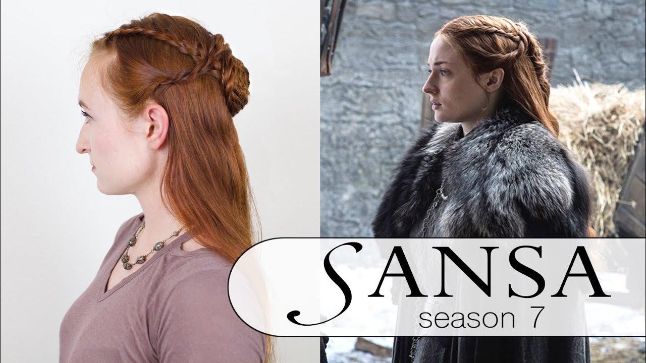 Game Of Thrones Hairstyles Sansa