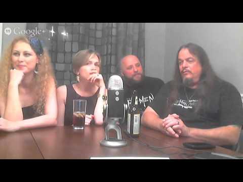 The Ra-Men Podcast Ep 19 - with Ashley Paramore & Cristina Rad