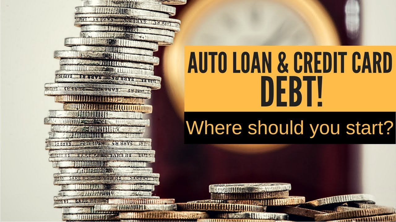 how to add vredit card to car loan
