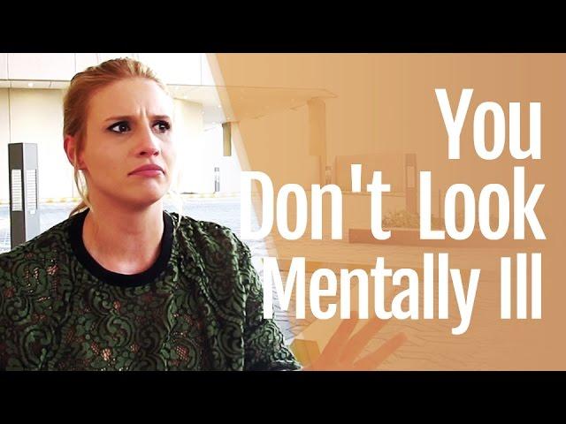 Bipolar Stigma: You Don't Look Mentally Ill
