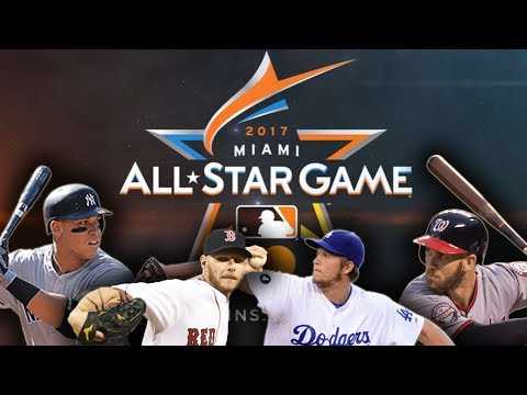2017 MLB ALL-STAR GAME STARTING LINEUPS! WHO GOT SNUBBED?