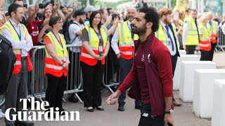 Mo Salah prepared for 'hard fight' in Champions League final