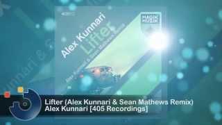 Alex Kunnari - Lifter (Alex Kunnari & Sean Mathews Remix)
