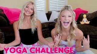 YOGA CHALLENGE *Sister Edition*