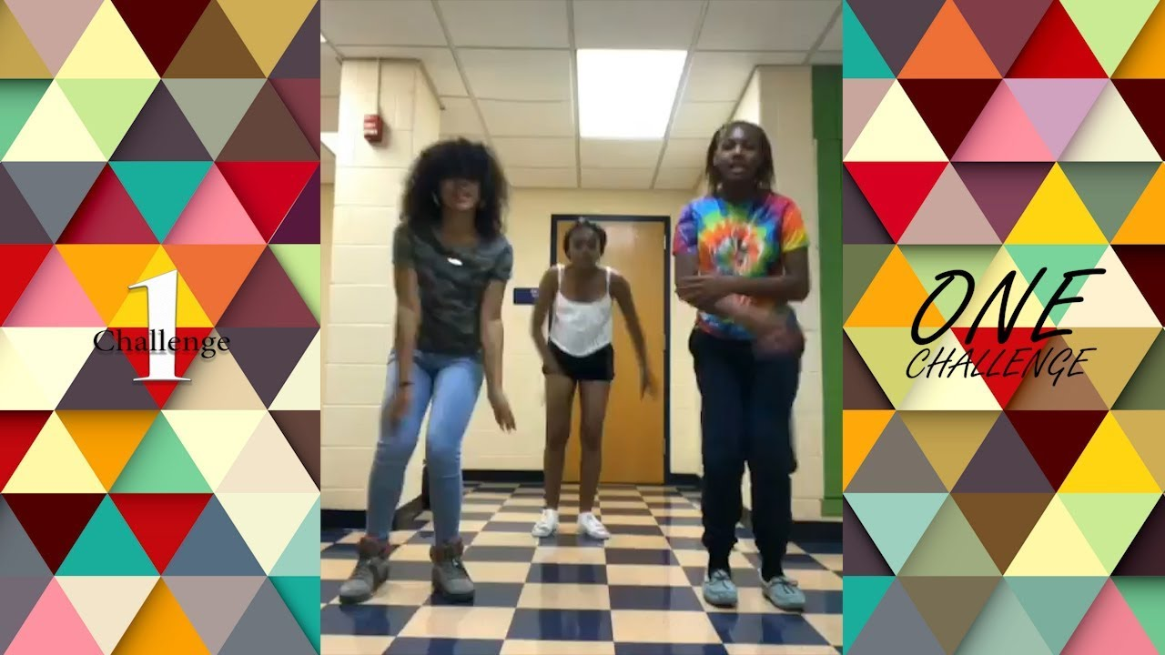 You Weak Challenge Compilation #youweak2livechallenge #litdance #dancetrends