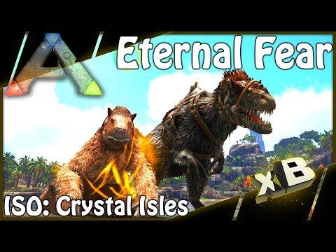 YUTYRANNUS & MEGATHERIUM TAMED!:: ARK: Eternal Fear :: Ep 33