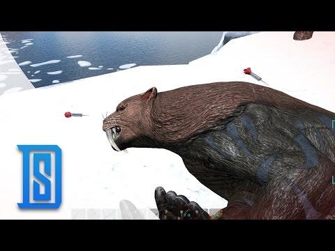 Ark Survival Evolved -Northern Tribe - Sniper Tranq Dart Taming/Quetzal Platform Tamer