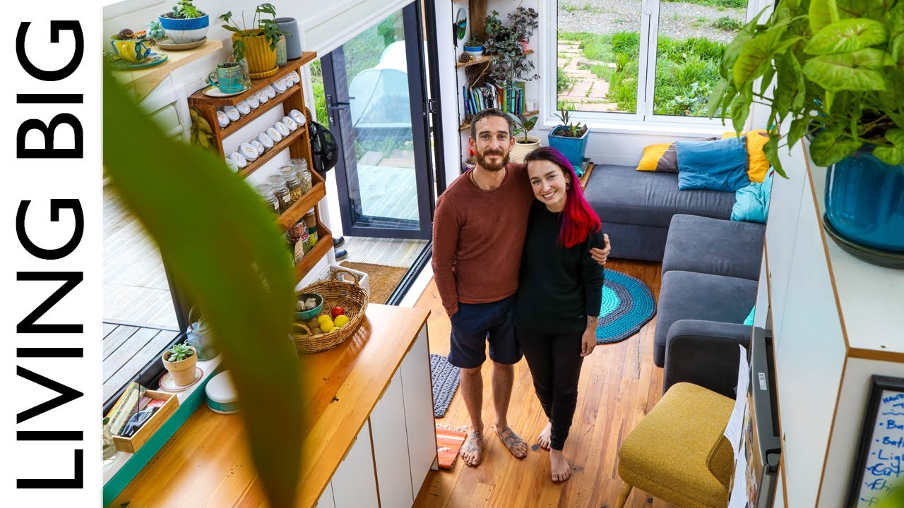 Is This The Coolest DIY Tiny House EVER?!