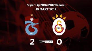 18.03.2017 | Trabzonspor-Galatasaray | 2-0
