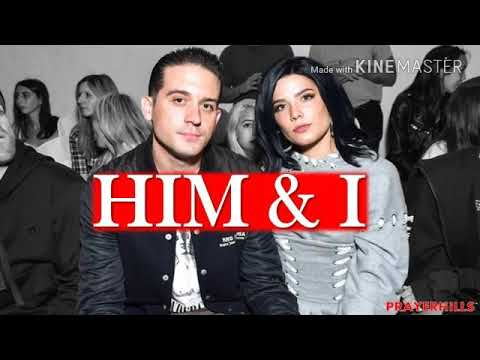 G-Eazy ft Halsey - Him And I (clean)