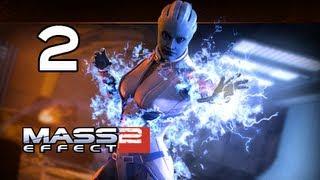 Mass Effect 2 Gameplay Walkthrough - Part 2 Lair of the Shadow Broker DLC