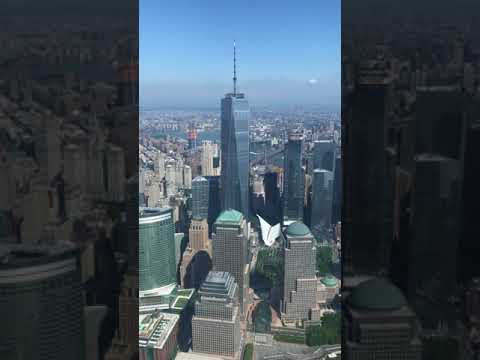 New York City Helicopter Tour One World Trade Center