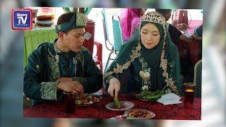 Pengantin Korea makan budu