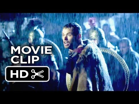 The Legend Of Hercules Movie CLIP - Hercules At The Gates (2014) - Kellan Lutz Movie HD