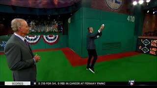 MLB Tonight: Making plays at the wall