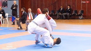 FRMK.TV : [Olympic Karate] GRAND TOURNOI KUMITE 🔥 17 Décembre 2017