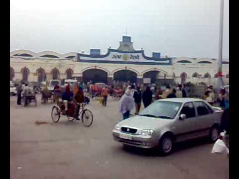 Saharanpur, Uttar Pradesh, India - Railway Station (Daily Life) - 1