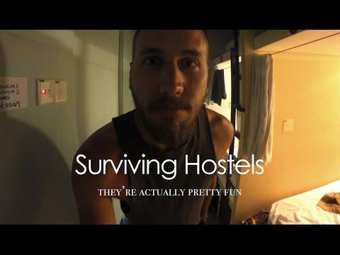 Travel Tips: Surviving Hostels
