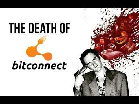 Bitconnect Review Scam EXPOSED!! - All Lending Programs DIE Eventually 🔫