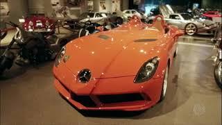 A maior coleção de carros do mundo, na Jordânia