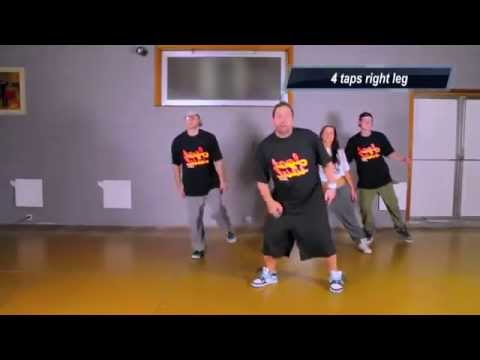 Party Rock Anthem   choreography tutorial I Street Dance Academy episode 4