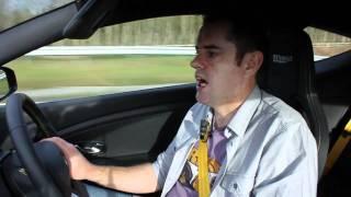Renault Megane RS Trophy 2012 Videos