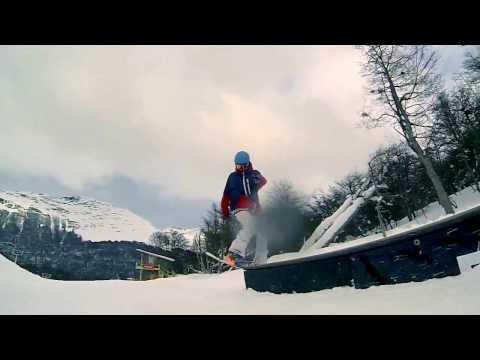 Winter sessions - Tobías Zamora
