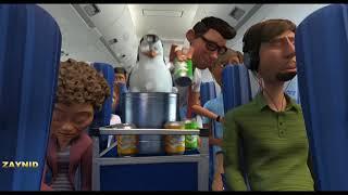 Пингвины в самолёте\ Пингвины из Мадагаскар
