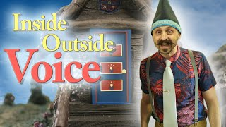 Use Your Inside Voice | Indoor & Outdoor Voices | Nicholas Gnome SuperShort
