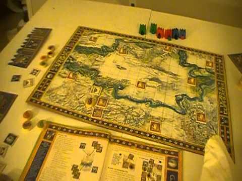 Tigris & Euphrates   intro