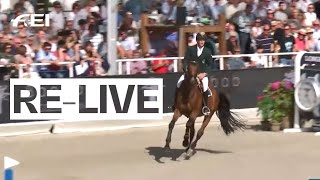 RE-LIVE | FEI WBFSH Jumping World Breeding Championships for Young Horses 2019