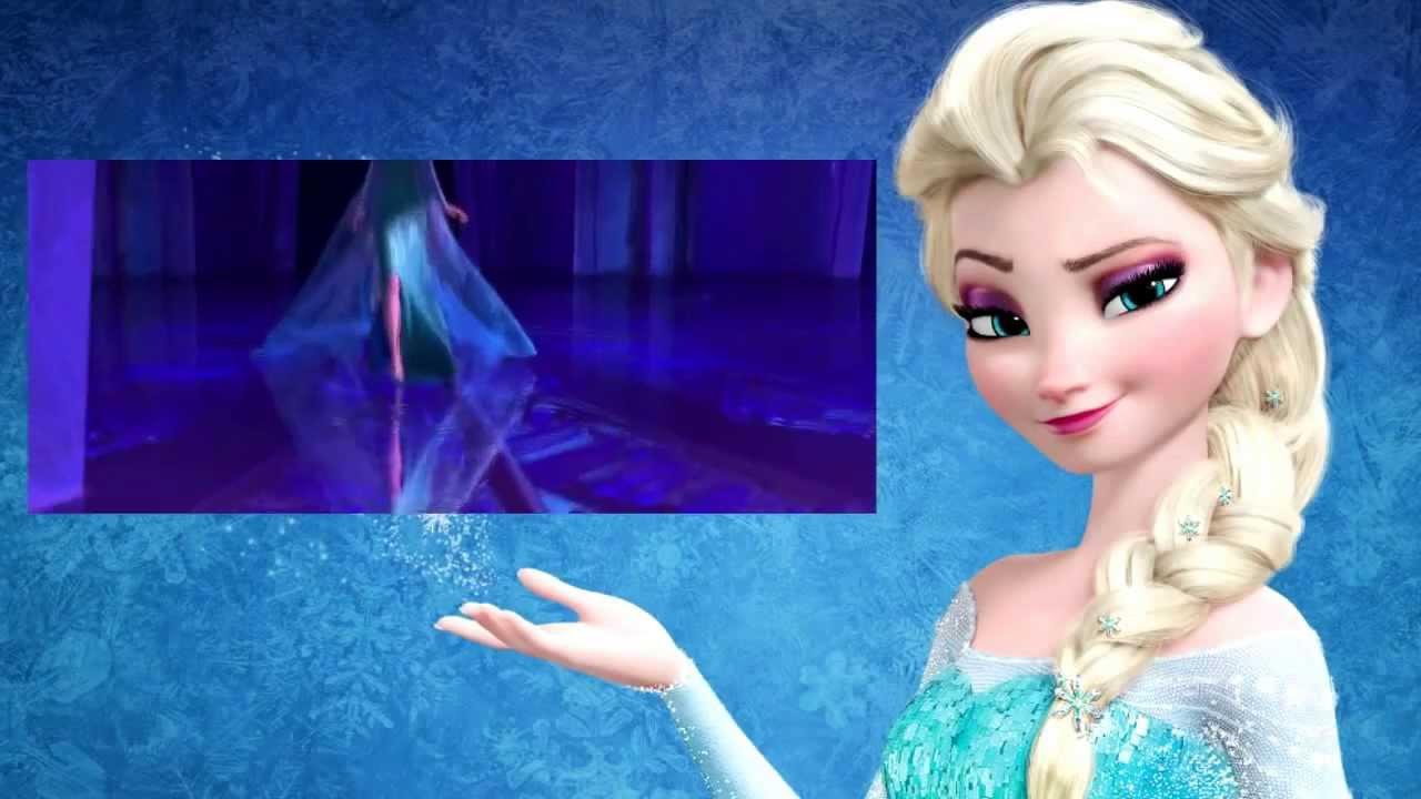 Lass jetzt los  Die Eisknigin Cover Frozen Let it go