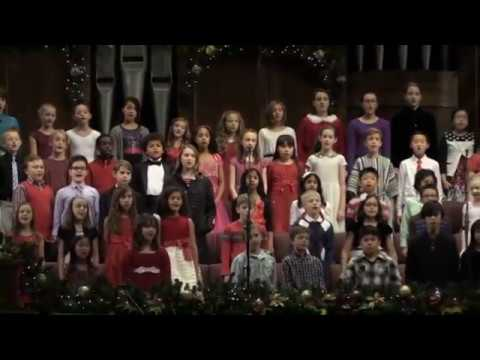 For Unto Us A Child is Born - Children's Choir and Orchestra