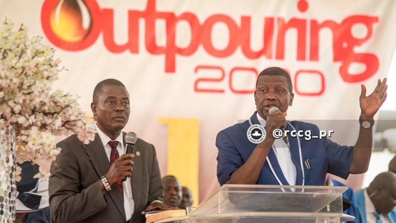 Download PASTOR E.A ADEBOYE SERMON | VICTORY WITHOUT A FIGHT