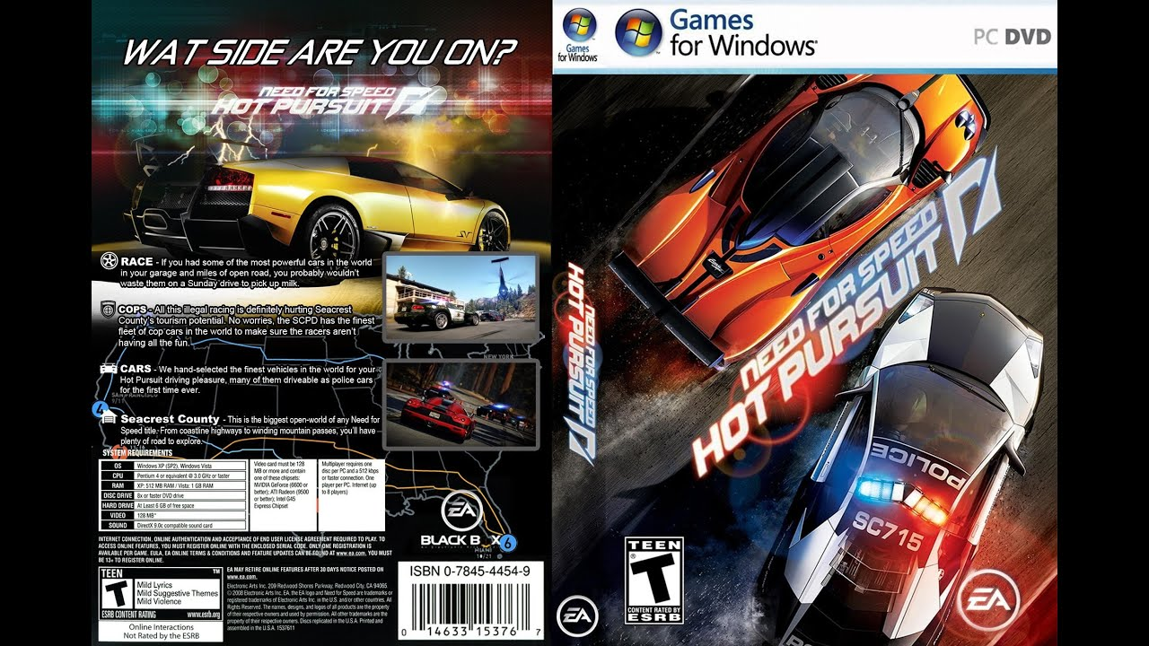 Need For Speed The Run PC Game Download Free